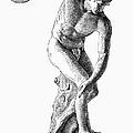 Discobolus Casting by Granger