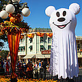Disneyland Halloween 1 by Tommy Anderson
