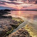 Divine Sunset by Evgeni Dinev