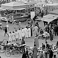 Djemaa El Fna Marrakech Morocco by Tom Wurl