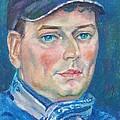 Dmitry Polyakov by Leonid Petrushin