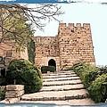 Do-00483 Byblos Citadel by Digital Oil