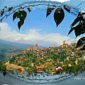 Do-00548 Town Of Bcharre by Digital Oil