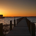 Dock On The Bay by Steven Ainsworth