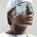 Doctor Blinded By Money, Conceptual Image by Smetek