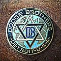 Dodge Brothers Badge by Steve McKinzie