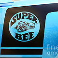Dodge Charge Super Bee Logo  by Paul Ward