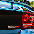 Dodge Charger Srt8 Rear by Paul Ward