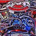 Dodge Motor Hdr by Randy Harris