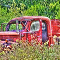 Dodge Pickup Truck by Tap On Photo