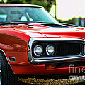 Dodge Super Bee Classic Red by Paul Ward