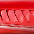 Dodge Viper Hood Gills by Gordon Dean II