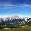 Dolomiti's Panoramic by Celiane Osimo