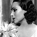 Dolores Del Rio, Portrait Ca. 1934 by Everett