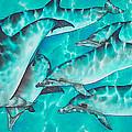 Dolphin Pod by Daniel Jean-Baptiste
