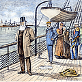 Dom Pedro II (1825-1891) by Granger