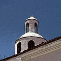 Dome And Cloud Mineral De Pozos Mexico by John  Mitchell