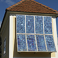 Domestic Solar Panel by Friedrich Saurer