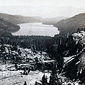 Donner Lake - California - C 1865 by International  Images