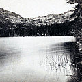 Donner Lake And Pass - California - C 1865 by International  Images