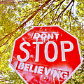 Don't Stop Believing by Victoria Lawrence