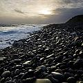 Doolin, County Clare, Ireland Pebble by Peter McCabe