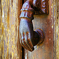 Door Knocker by Carlos Caetano