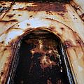 Door Of Rust by David Lee Thompson