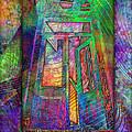 Door To The Lightness Of Being by Barbara Berney
