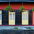 Doors And Shutters by Frances Hattier