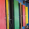Doors Of Colors by Rene Triay Photography