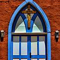 Doors To San Rafael by David Sanchez