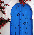 Doorway In Tunisia 1 by Bob Christopher