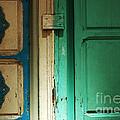 Doorway In Tunisia 4 by Bob Christopher