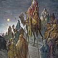 Dor�: Journey Of The Magi by Granger
