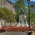 Dorchester Square Boer War Memorial by Lee Dos Santos
