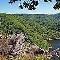 Dordogne Valley by Rod Jones