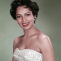 Dorothy Dandridge, 1954 by Everett