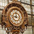 Dorsay Museum Paris France by Jon Berghoff