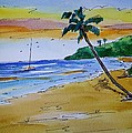 Dorsch Beach by Diane Elgin