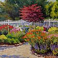 Dotti's Garden Summer by Keith Burgess