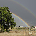 Double Rainbow by Jim And Emily Bush