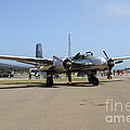 Douglas A26b Military Aircraft 7d15739 by Wingsdomain Art and Photography