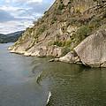 Douro Rock Formation by Arlene Carmel