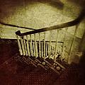 Down A Staircase by Jill Battaglia