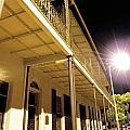 Downtown Balcony Baton Rouge by Lizi Beard-Ward