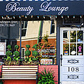 Downtown Beauty Lounge by Kathy Clark