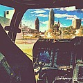 #downtown #cleveland #ohio Threw The by Pete Michaud