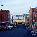 Downtown Eastport Maine by Geri Harkin-Tuckett