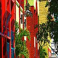 Downtown Ft Myers by Peggy Starks